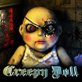 Creepy Doll Icon