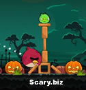 Angry Birds Halloween  Icon