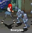 Crazy Zombie Icon