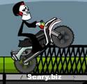 Grim Biker Icon
