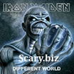 Iron Maiden Different World Icon