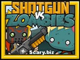 Shotgun vs Zombies Icon