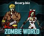 Zombie World Icon